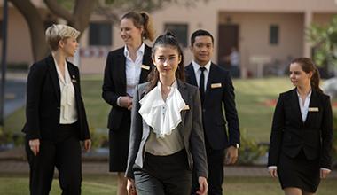 2020志愿报哪里?中瑞酒店管理专业欢迎您!